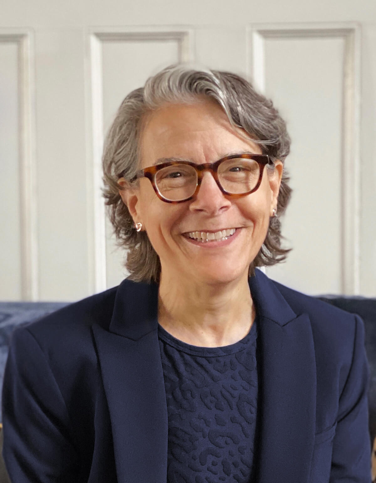 Michele Steckler portrait